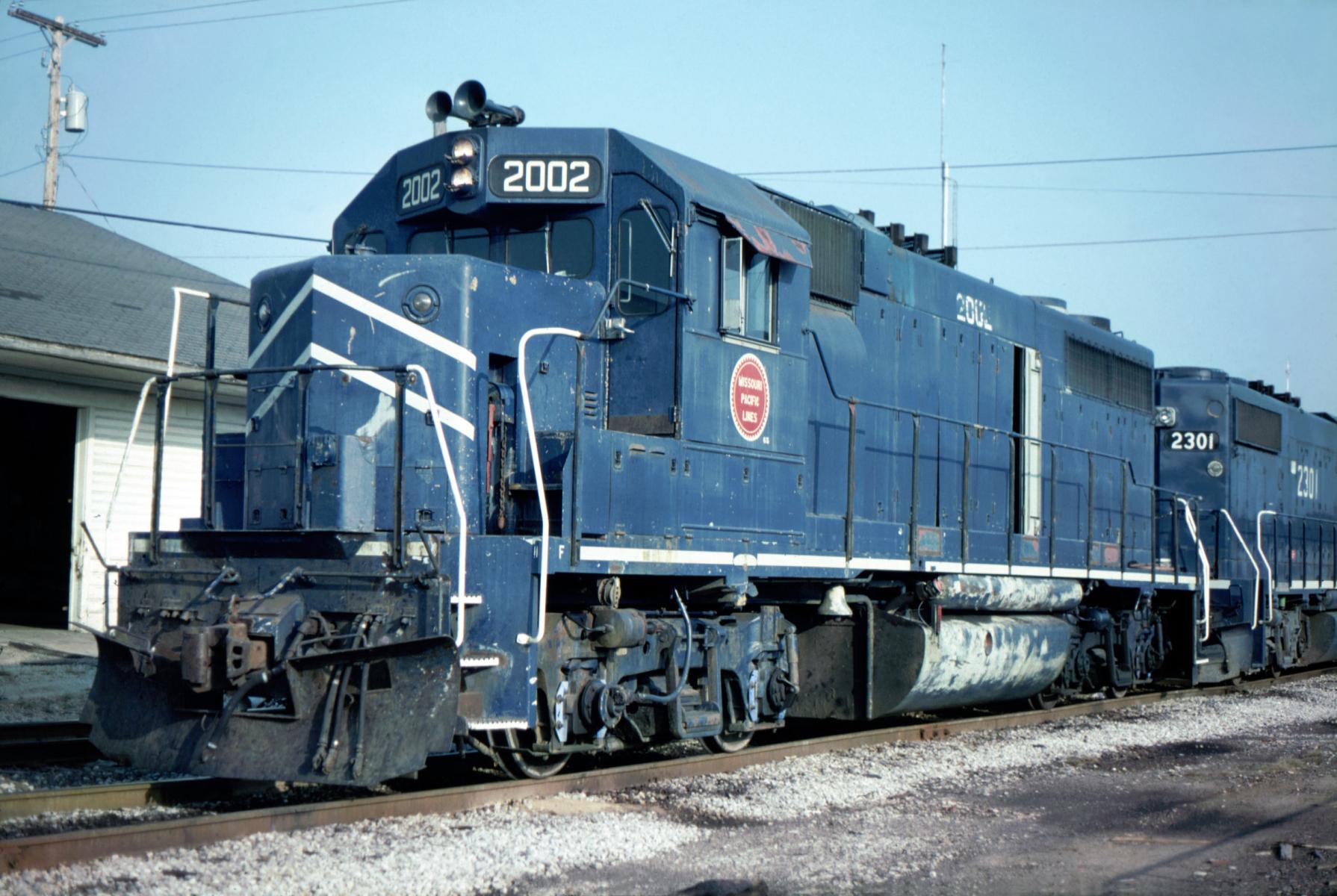 Rare GP38
