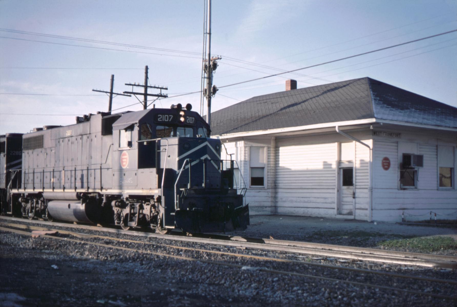MP 2107 North bound